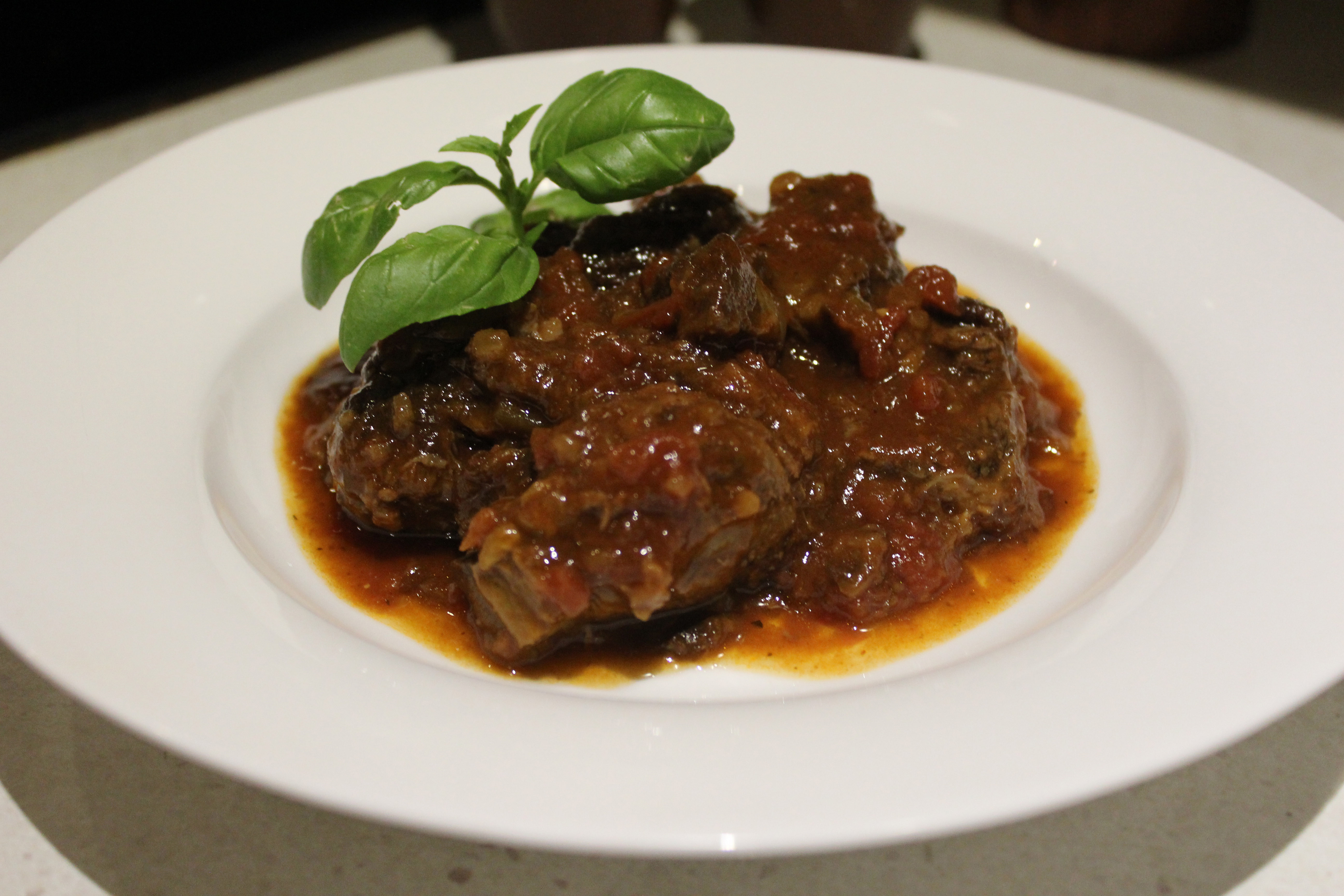 Beef and Prune Stew